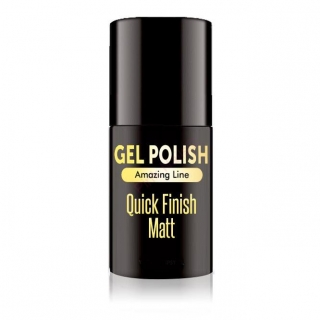 UV Quick finish matt gel lak 10ml