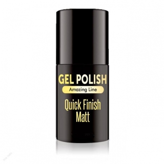 UV Quick finish matt gel lak 5ml