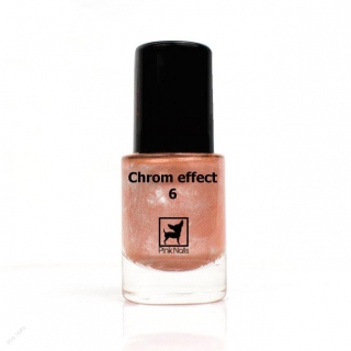 Lak na nehty chrom effect 11ml - 6
