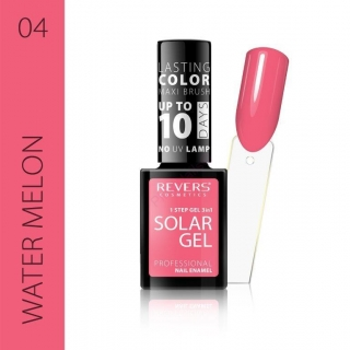 Solar gel 10day lasting 04 Water melon 12ml