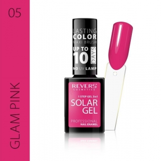 Solar gel 10day lasting 05 Glam pink 12ml