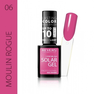 Solar gel 10day lasting 06 Moulin rouge 12ml