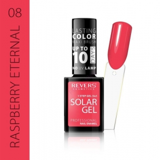 Solar gel 10day lasting 08 Raspberry eternal 12ml