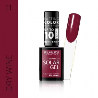 Solar gel 10day lasting 11 Dry wine 12ml