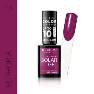 Solar gel 10day lasting 13 Euphoria 12ml